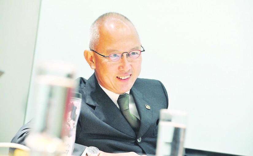 會計師公會卸任會長 蔡永忠:上位先要認識自己