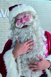 男幼師亦有其優勢,例如扮演聖誕老人等男性角色。