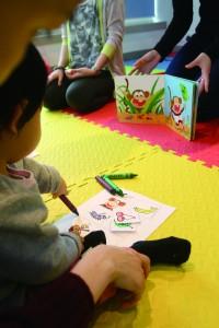 20130403 兒童學堂﹕牛津教材 牛津Playgroup 今次牛
