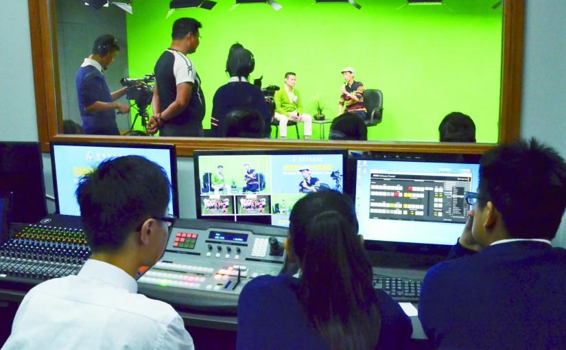 中大新聞與傳播學院學生:尋新方式揭露社會實況