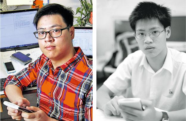 10 年前就讀中三的林銘峰在攝影集表明想有一部手提電腦,有心人看到後不單贈他電腦,更介紹多份資訊科技暑期工,讓他賺取不少工作經驗。10 年過去,現已24歲的他去年自投履歷應徵,靠自己爭取受聘科學園一家公司當手機程式開發員,他正在公開大學半工讀,最快今年夏天畢業。(社區組織協會提供)