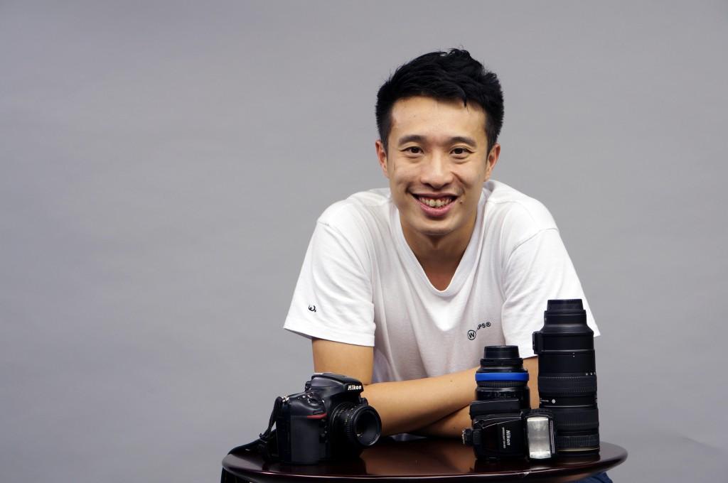 阿東強調,攝影不是有部相機便成,攝影是一門專業,拍攝任何東西都有講究。