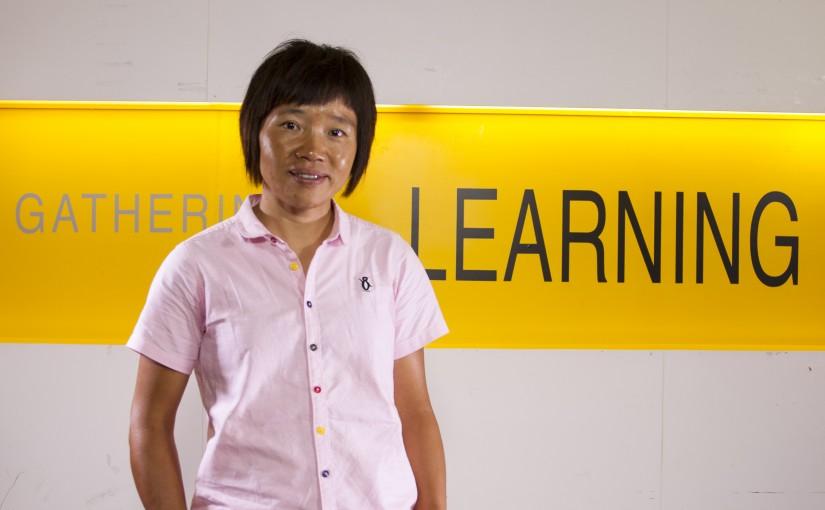 闖珠峰教師以身作則 走進學生世界