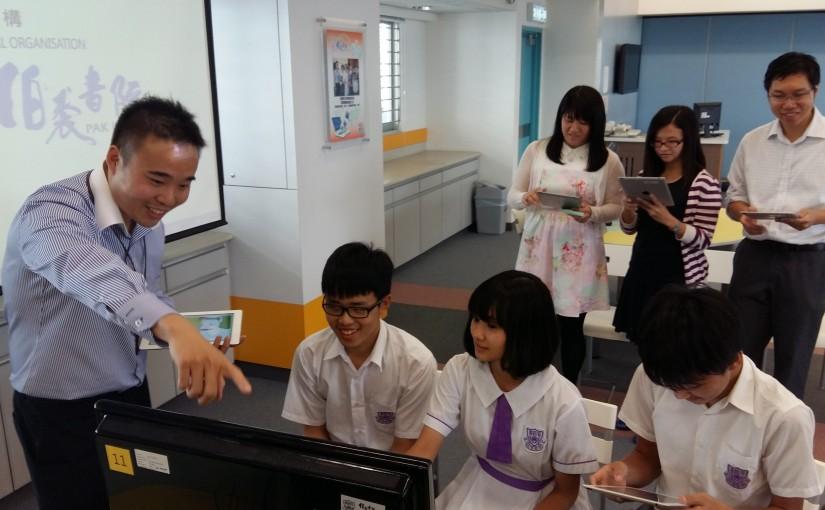 焦點職業:中學教師