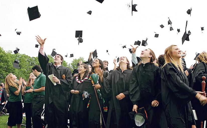 美國升學:大學排行榜 種類繁多