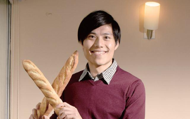 放棄會計職 麵包師梅窩做法包 天然酵母烘出幸福