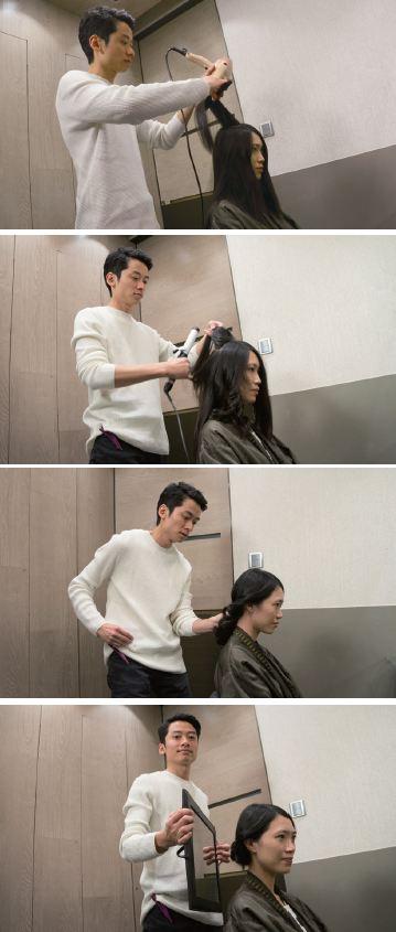 髮型師要循序漸進學習各個理髮技巧,再通過溝通了解客人的喜好,才能為設計出理想的髮型。