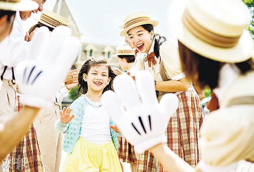主題公園適合年輕人入行 與遊人快樂行