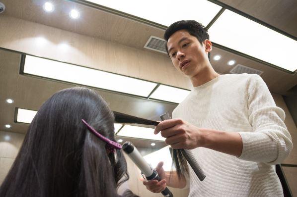 投身髮型工作 切記勤力自律有態度