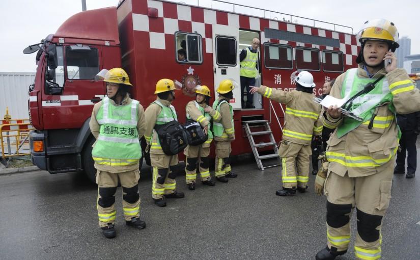 焦點職業:消防員