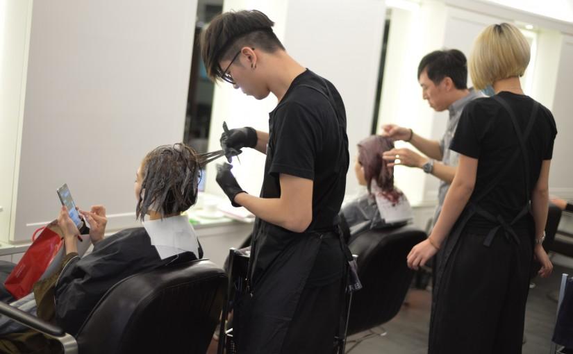 焦點職業:髮型師