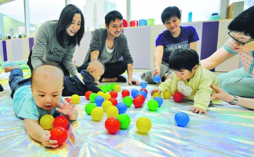 焦點職業:幼兒遊戲小組導師