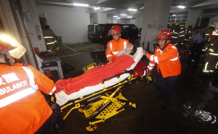 焦點職業:救護員