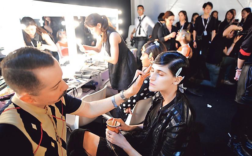 焦點職業:化妝師