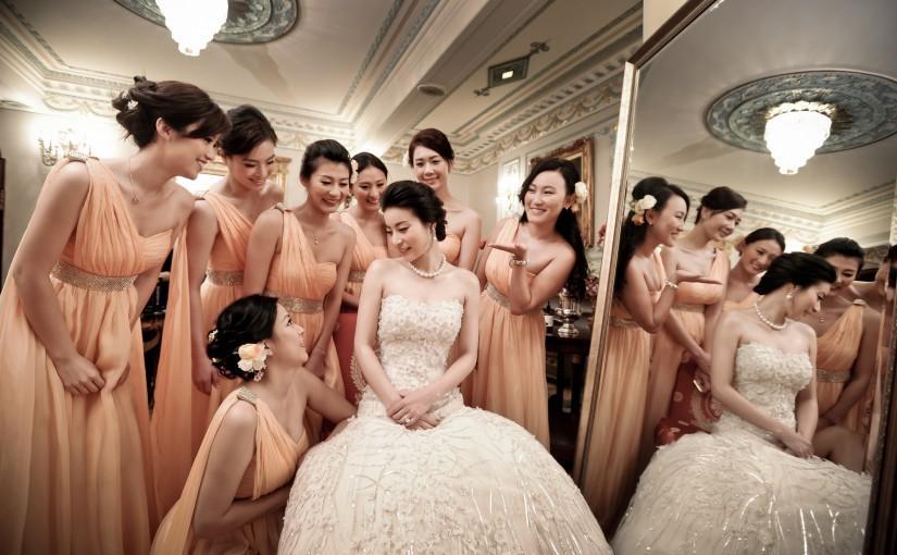 焦點職業:婚禮統籌師