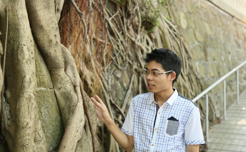焦點職業:樹藝師