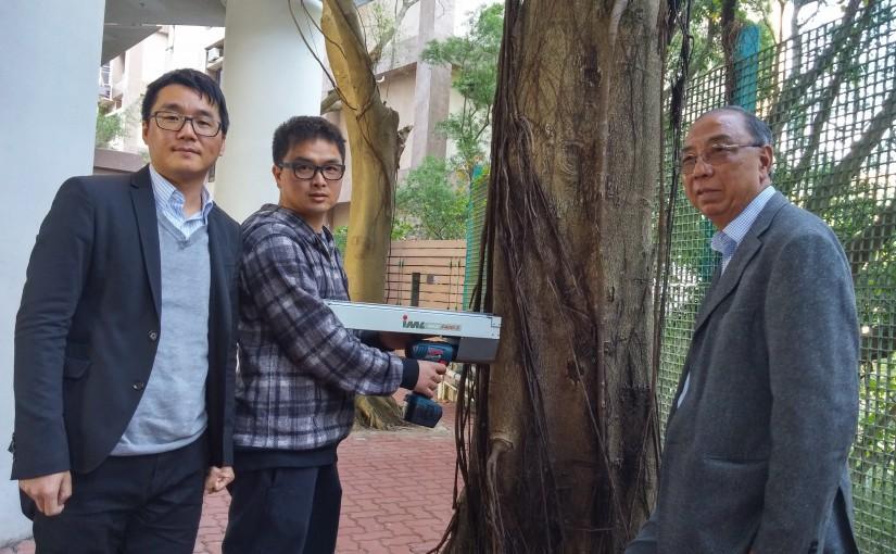 樹藝、園藝知識實戰兼備 從業員各司其職 綠化城市