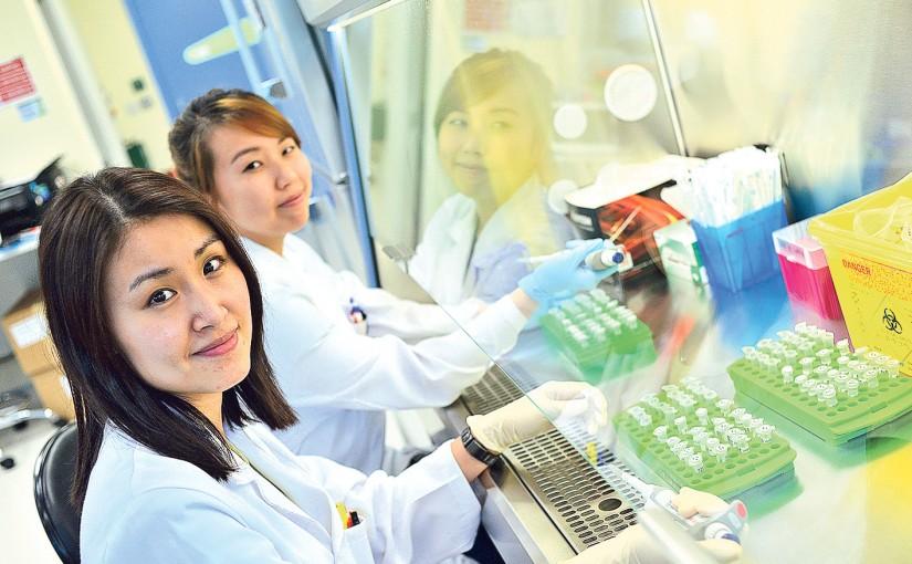 焦點職業:實驗室技術員(檢測及認證)