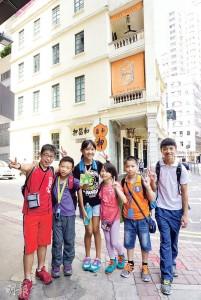 全賴父母支持,這六個小孩才能走出教育制度的框架,享受休學年的精彩生活。