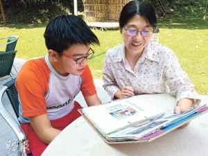 何美儀說,用六萬元替孩子買這些學校經歷不到的回憶和體驗,花得有價值。