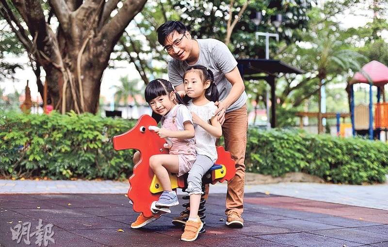 患雷特氏症 半歲開始發育倒退 堅毅父伴女 邁十步奇蹟