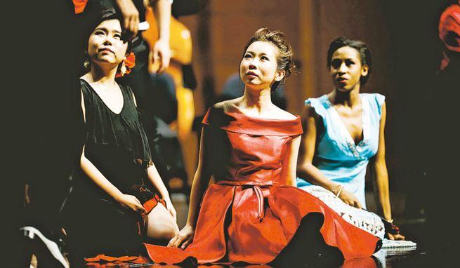 謝方中:香港女高音歐洲追夢