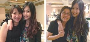 惠茵在新加坡留學時受兩位宿舍監護人感動,並以她們作榜樣,立志投身社福界幫助有需要的青少年。