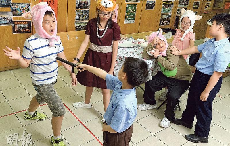 學太慢 參加活動常被勸退 學障生演話劇受包容