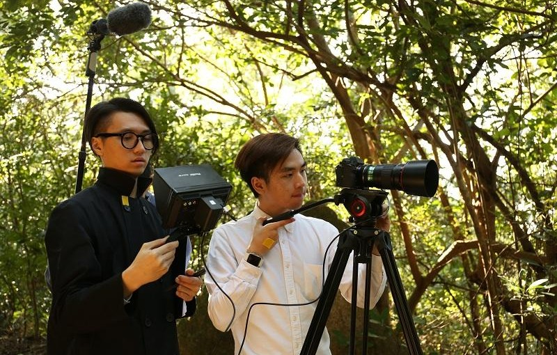年輕人投身影視夢工場 進修培養創意 助理起步