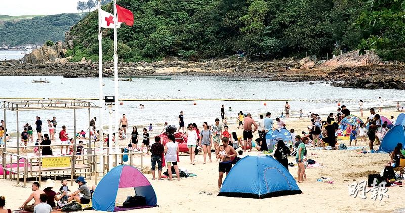 料欠300救生員 工會:暑假更緊張