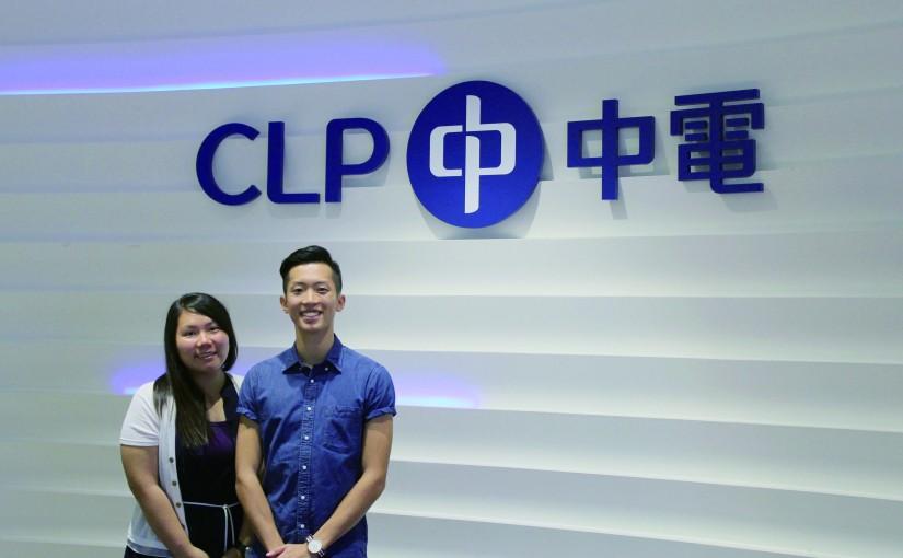 中電技工與工程師 合力照亮香港