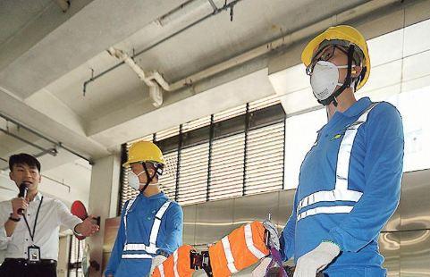 煤氣公司改良工具 減員工勞損