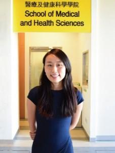 東學院放射治療課程應屆畢業生Leslie認為,現代人患癌機會上升,放射治療師的需求也會日增。