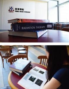 放射治療之路並不輕鬆,不僅需要閱讀大量書籍、理解深奧難明的專業名詞和步驟,還要保持恆常的溫習。