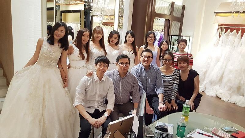 婚禮統籌師、宴會人員 貼心服務贏客源