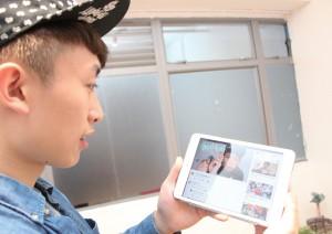 YouTuber需面對網民的不同意見,有批評、也有支持。