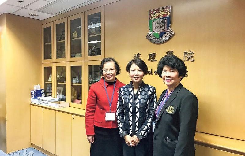 港大與13東南亞護理學院結盟