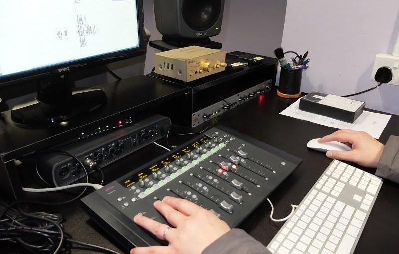 DJ、「聲優」夢成真  進修入行 讓聲音做主角