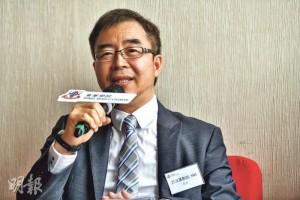 東華學院校長呂汝漢指今年9月有望開辦自資物理治療學士學位課程,學額為50個。