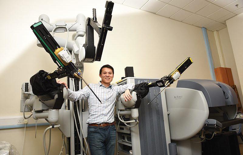 中大機械與自動化工程學系 培育機械及能源工程專才