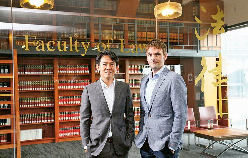 中大法律學院法學士課程 理論實踐兼備 助學生邁向專業發展