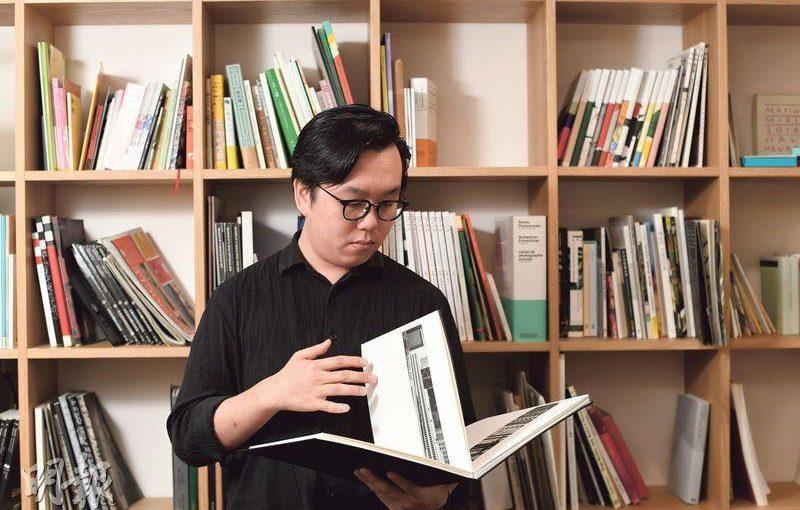刨書讀報搵靈感 設計好書懶不得
