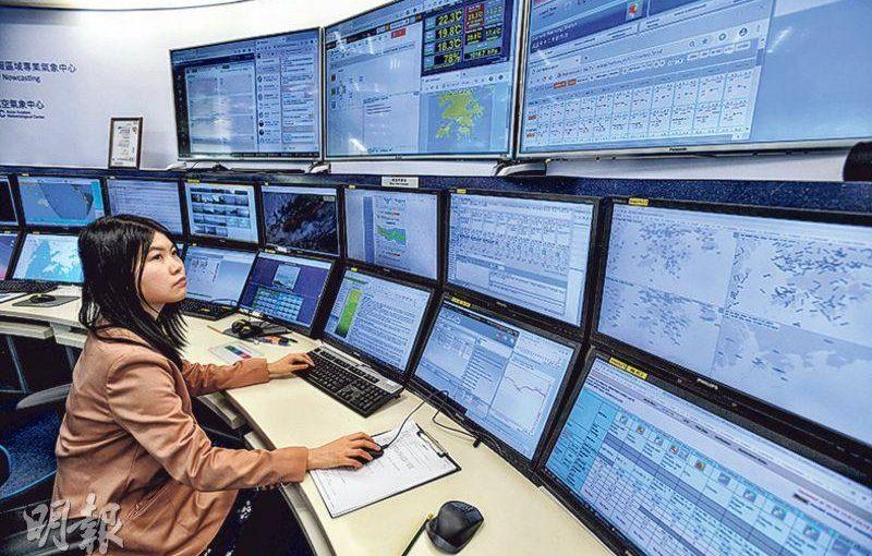 天文台科學主任 須考氣象學家資格