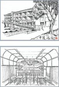 Kwong主要教授建築街景及室內設計速繪,吸引不少有志在設計或建築行業發展的學生報讀。