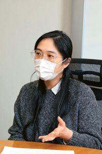 陳康怡博士研究隱青現象多年,從嶄新角度分析背後成因。