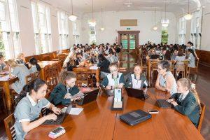 澳洲寄宿學校的收生要求較英美低(Methodist Ladies' College網上圖片,由GES環城海外升學中心提供)